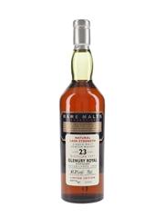 Glenury Royal 1971 23 Year Old Bottled 1995 - Rare Malts Selection 70cl / 61.3%
