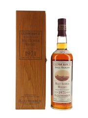 Glenmorangie 1971 Bottled 1995 - 150th Anniversary 70cl / 43%