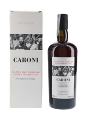 Caroni 1996 17 Year Old Full Proof Heavy Trinidad Rum