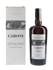 Caroni 1996 17 Year Old High Proof Heavy Trinidad Rum