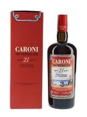 Caroni 1996 21 Year Old Extra Strong Trinidad Rum