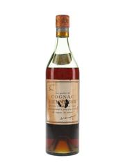 Hennessy 3 Star Bottled 1950s - Gancia 73cl / 40%