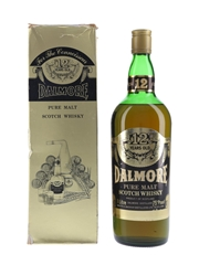 Dalmore 12 Year Old Bottled 1970s-1980s 100cl / 43%