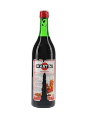 Martini Rosso Vermouth Bottled 1970s 100cl / 17.1%