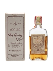 Bulloch Lade's Old Rarity 12 Year Old