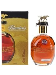 Blanton's Gold Edition Barrel No. 546