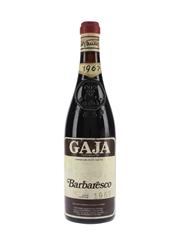 Gaja Barbaresco 1967