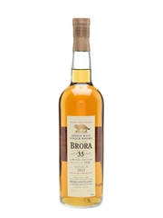 Brora 35 Year Old 11th Release Special Releases 2012 70cl / 48.1%