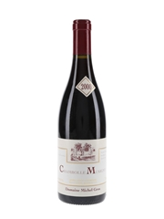 Chambolle Musigny 2000 Domaine Michel Gros 75cl / 12.5%