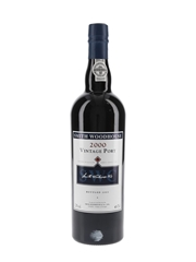 Smith Woodhouse 2000 Vintage Port Bottled 2002 75cl / 20%