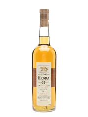 Brora 32 Year Old 10th Release