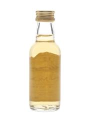Glen Moray 12 Year Old Bottled 1980s-1990s 5cl / 40%