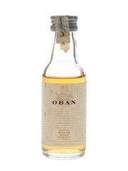 Oban 14 Year Old Bottled 1990s 5cl / 43%
