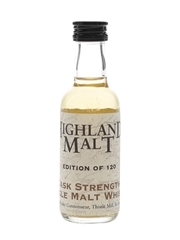 Dallas Dhu 1997 18 Year Old Bottled 1996 - The Whisky Connoisseur 5cl / 58.5%