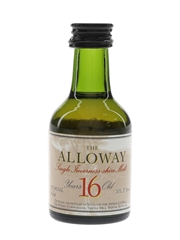 Tomatin 1978 16 Year Old The Alloway The Whisky Connoisseur - The Robert Burns Collection 5cl / 57.9%