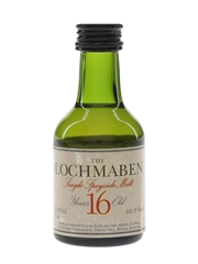 Balmenach 1977 16 Year Old The Lochmaben