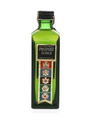 Passport Scotch Bottled 1960s 5cl
