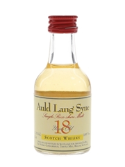 Dalmore 1976 18 Year Old Auld Lang Syne The Whisky Connoisseur - The Robert Burns Collection 5cl / 62.3%