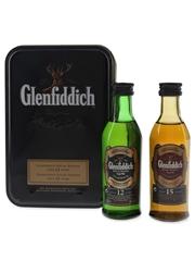 Glenfiddich 12 & 15 Year Old