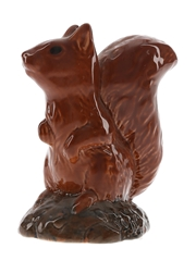 Beneagles Squirrel Ceramic Miniature Bottled 1980s 5cl / 40%