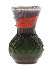 Rutherford's Blended Scotch Whisky Bottled 1970s - Thistle Decanter 4.7cl / 40%