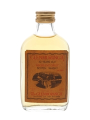 Glenmorangie 10 Year Old Bottled 1970s 5cl