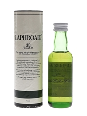 Laphroaig 10 Year Old Bottled 1980s 5cl / 40%