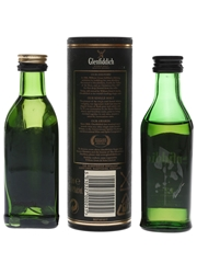 Glenfiddich Pure Malt & 12 Year Old  2 x 5cl / 40%