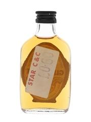 Glen Grant 12 Year Old Bottled 1970s-1980s 5cl / 40%
