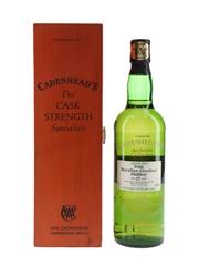 Macallan Glenlivet 1969 27 Year Old Bottled 1997 - Cadenhead's 70cl / 45.5%