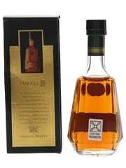 Torres 20 Imperial Hors D'Age Brandy  5cl / 40%