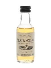 Blair Athol 12 Year Old Flora & Fauna 5cl / 43%
