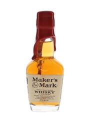 Maker's Mark Bottled 1990s 5cl / 45%