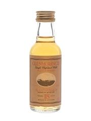 Glenmorangie 18 Year Old Bottled 1990s 5cl / 43%