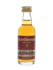 Glendronach 12 Year Old Original Bottled 2015 5cl / 43%