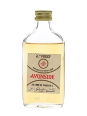 Avonside Bottled 1960s-1970s - James Gordon & Co. 5cl / 40%