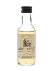 Aberfeldy 15 Year Old