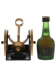 Courvoisier VSOP Cannon  3cl / 40%