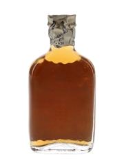 Dewar's White Label Spring Cap Bottled 1940s-1950s 5cl / 40%