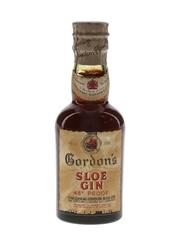 Gordon's Sloe Gin Spring Cap