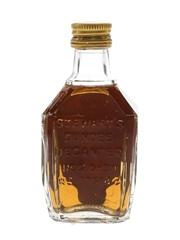 Stewart's Cream Of The Barley De Luxe Bottled 1960s-1970s 5cl