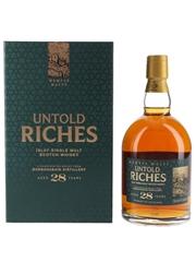 Bunnahabhain 28 Year Old Untold Riches Wemyss Malts 70cl / 49.1%