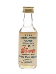 Eaglesome 13 Year Old Commonwealth Games 1986 5cl / 46%