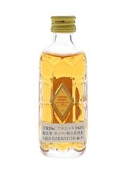 Suntory Kakubin Bottled 1980s 5cl / 43%