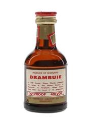 Drambuie Bottled 1970s-1980s 5cl / 40%
