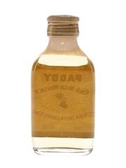 Paddy Old Irish Bottled 1980s 5cl / 40%