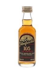 Glenfarclas 105 Cask Strength Bottled 1990s 5cl / 60%