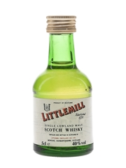 Littlemill Bottled 1990s 5cl / 40%