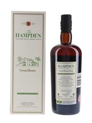 Hampden Great House Distillery Edition 2020  70cl / 59%