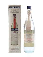 Sans Rival Ouzo Bottled 1980s 66cl / 45.7%